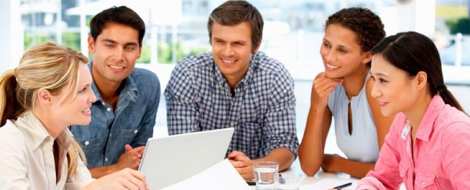 Business Conversation Group