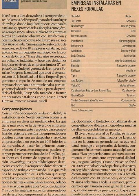 Artículo de Nexes en el Diario Expansión