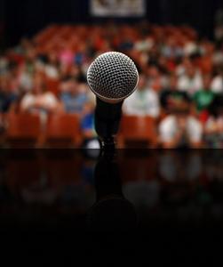 Curs per aprendre a parlar en públic