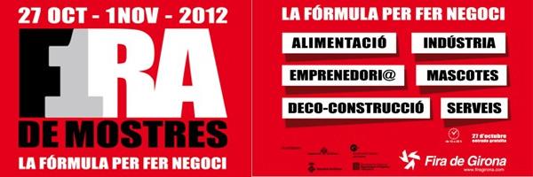 Nexes presente a la Feria de Muestras de Girona