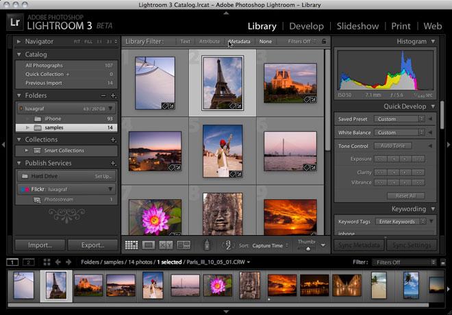 Curs de retoc fotogràfic per entorns web