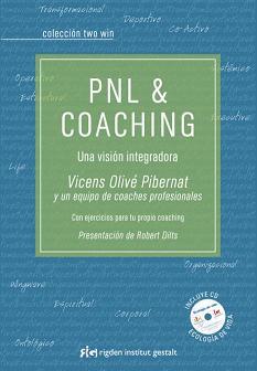 """Conferencia-presentación del libro """"PNL & Coaching. Una visión integradora"""" de Vicens Olivé"""